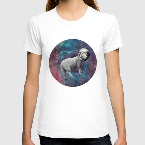 The Space Sheep 2.0 T-shirt