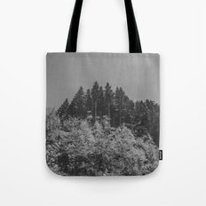 The Black Forest Tote Bag