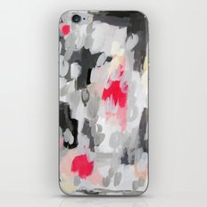 No. 70 Modern Abstract Painting iPhone & iPod Skin