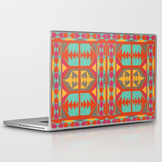 Neo Native Laptop & iPad Skin