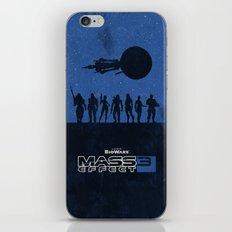 Mass Effect 3 iPhone & iPod Skin