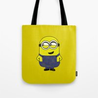 MINION (COLORS) Tote Bag