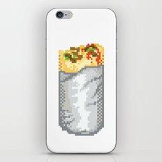 San Francisco Mission Burrito iPhone & iPod Skin