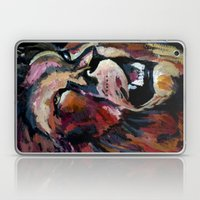 Friendly Lion Laptop & iPad Skin