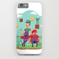 Mario And Luigi! iPhone 6 Slim Case