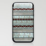 Harry Tribal Print Potte… iPhone & iPod Skin