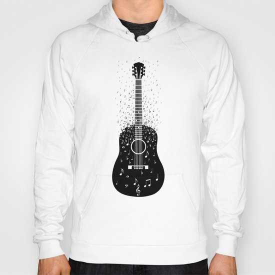 Musical ascension Hoody