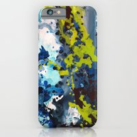 iPhone & iPod Case featuring Invisible Edge by Christine DeLong Creative Studio