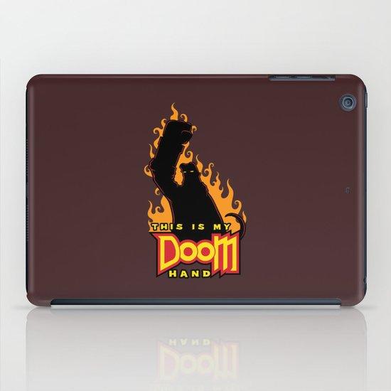 This is My Doom Hand iPad Case