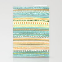 Mad Scribbles (coloured version) Stationery Cards
