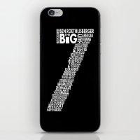 #7 iPhone & iPod Skin