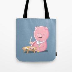 I Love Bacon Tote Bag