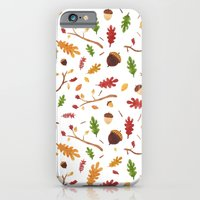 Autumn Pattern iPhone 6 Slim Case