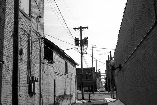 Urban Life 1 Art Print