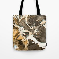 Folk vs. Metal Tote Bag