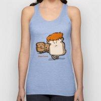 Ginger Bread Unisex Tank Top