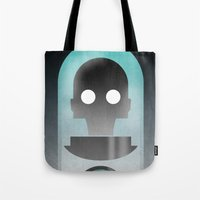 Mr. Freeze Tote Bag