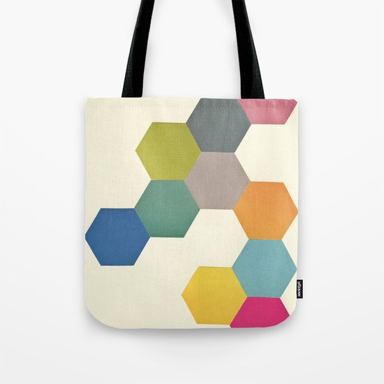 Honeycomb I Tote Bag