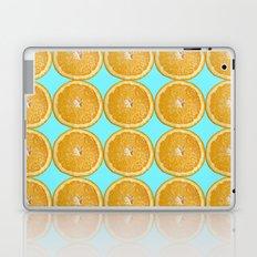 Oranges Fruit Citrus Photo Art Laptop & iPad Skin