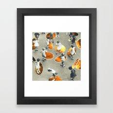 Ula space Framed Art Print
