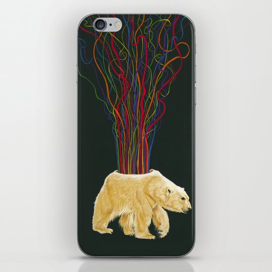 Magnetospheric S.O.S. iPhone & iPod Skin