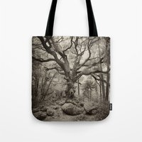 Old Oak Dark  Tote Bag