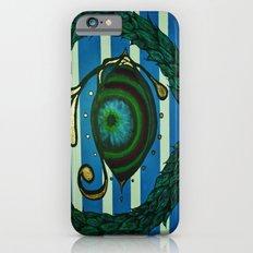 Eye, Greek Olive Slim Case iPhone 6s