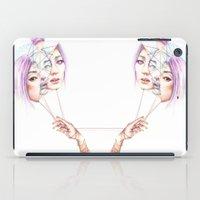 Oh My Precious Liar iPad Case