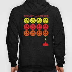 Smile Invaders Gaming Quote Hoody