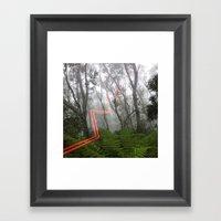Come On Feel Framed Art Print