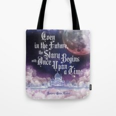 Cinder - Once Upon a Time Tote Bag