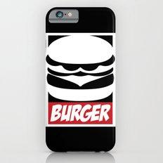Obey Burger iPhone 6 Slim Case