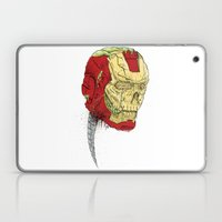 The Death of Iron Man Laptop & iPad Skin