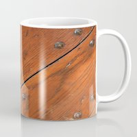 Gold shell Mug