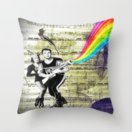 Conquering The Universe Throw Pillow