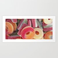 Sweet Treat Art Print