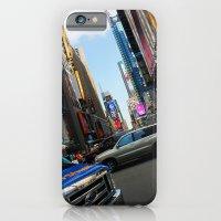 New York City Time Squar… iPhone 6 Slim Case