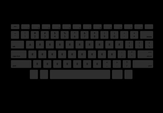 Captain's Keyboard Art Print
