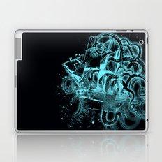 flying dutchman ghost ship Laptop & iPad Skin