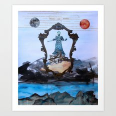 Dreams and Realities Art Print