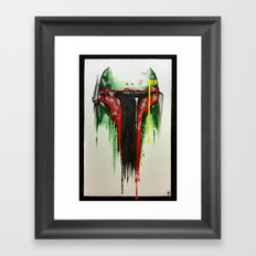 The unaltered clone Framed Art Print
