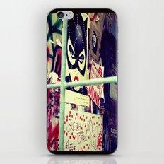 :: STREET ART //PART II - HAMBURG iPhone & iPod Skin