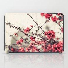 Printemps Rose iPad Case