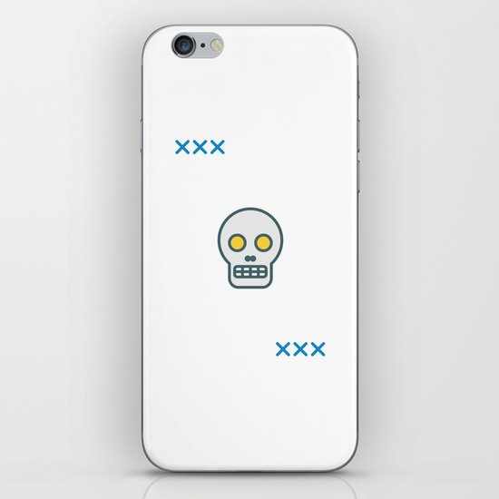 The Death iPhone & iPod Skin