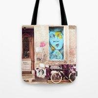 STREETART BERLIN by Jay Hops Tote Bag