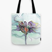 Butterfly Tree Tote Bag