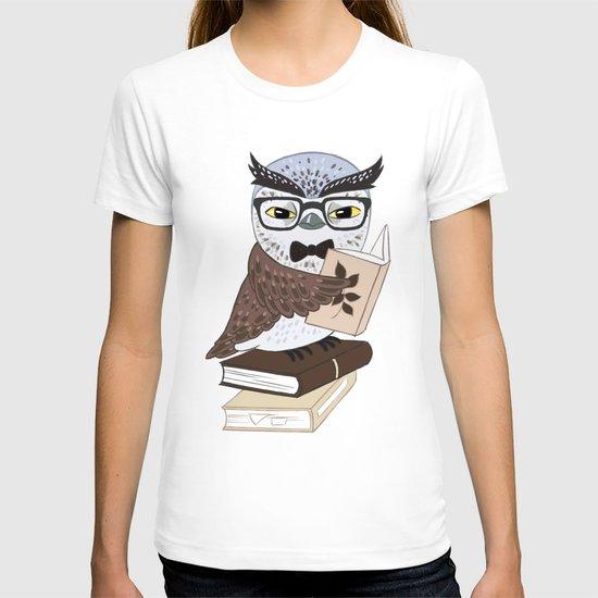 Professor Owl T-shirt
