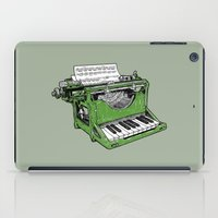 The Composition - G. iPad Case