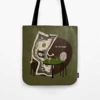 Pick Up Line Tote Bag
