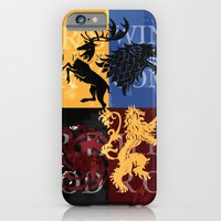iPhone Cases featuring Game of Thrones by Rose's Creation